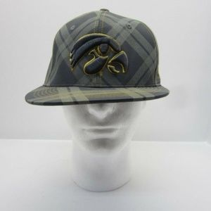 Iowa Hawkeye Hat Cap Zephyr Fitted